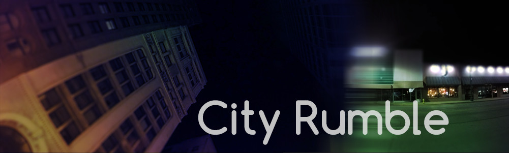 City Rumble - Urban ambience sound effects