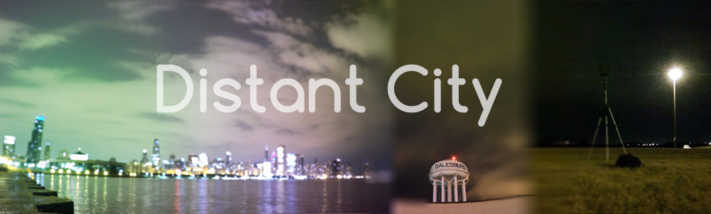 Distant City - Urban ambience sound effects