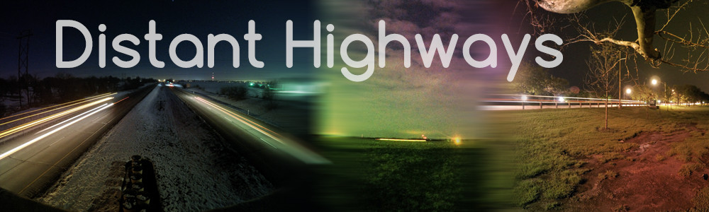 Distant Highways - Urban ambience sound effects