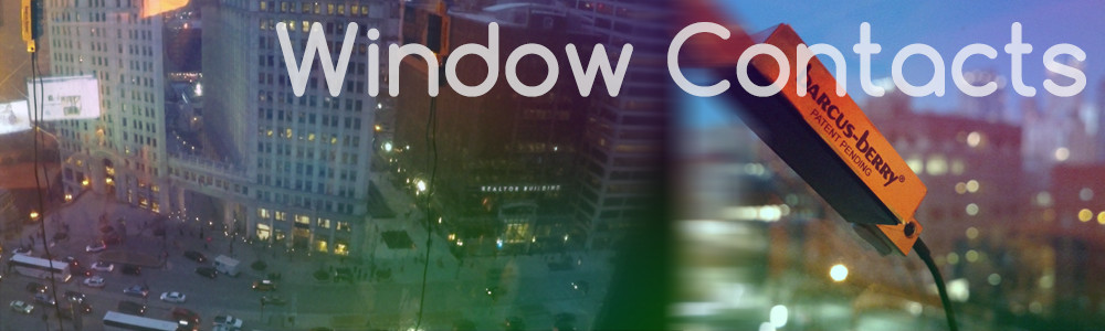 Window Contacts - Urban ambience sound effects