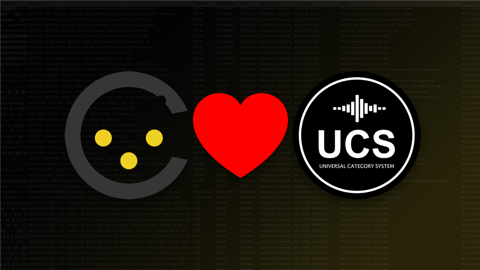 Collected Transients is Now UCS Compliant (Plus more!)